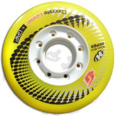 1 roue Concrete yellow 80mm/84A