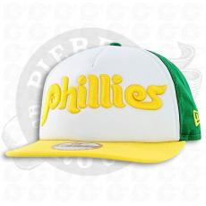 New Era Snapback Cotton Mark Phiphico