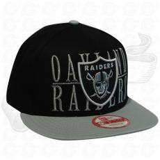 New Era Snapback Step Over Team Raider