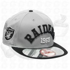 New Era Snapback Arch Date Raiders