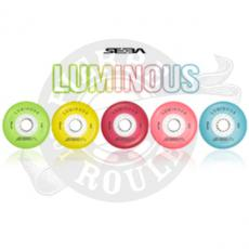 1 roue Seba Luminous 76mm/85A