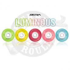1 roue Seba Luminous 72mm/85A