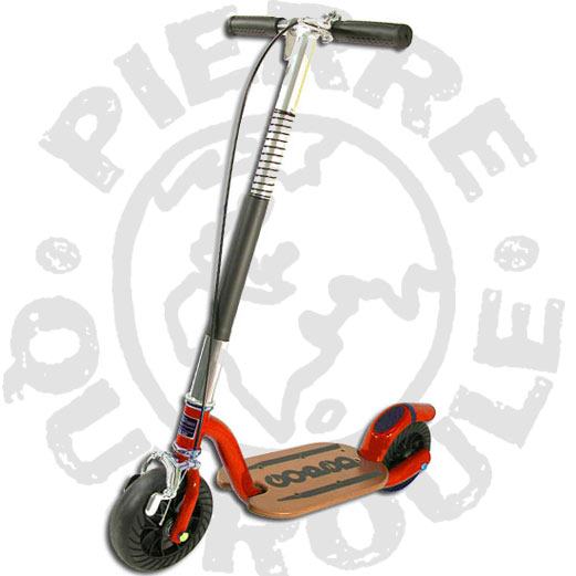 Trottinette Grow-Ped junior