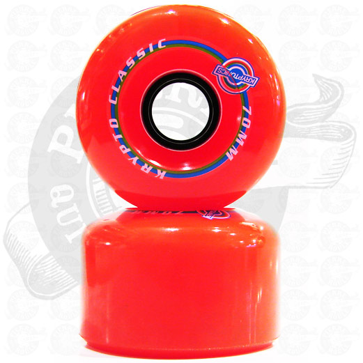 1 roue Krypto Classic K 70mm/78A