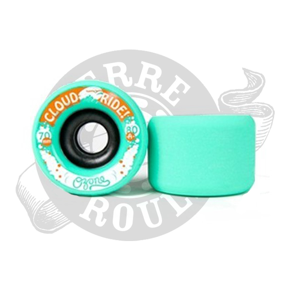 4 roues Cloud Ride Ozone 70mm
