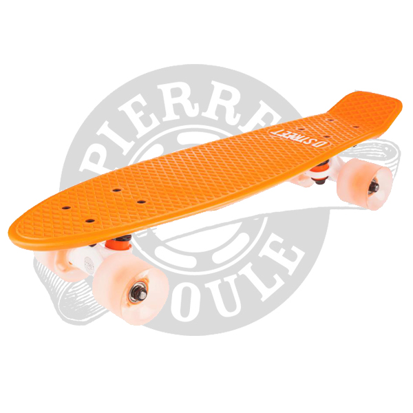 Board D Street Neon Flash