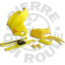 Custom kit Seba FR yellow